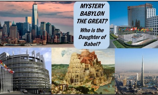 Mystery Babylon the Great